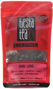 Energizer,Chai Love 6 of 1.9 OZ By TIESTA TEA