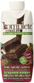 Cocoa Fudge Vegan 12 of 11.2 OZ From KOMPLETE