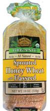 Sprtd Honey Wheat Flax Omega3 12 of 18 OZ By ALPINE VALLEY