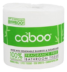 2-Ply 550 Sheets 40 of 1 CT By CABOO