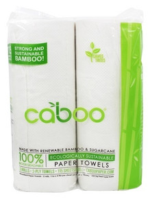 2-Ply 115 Sheets 20 of 2 PK By CABOO