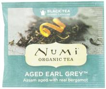 Aged Earl Grey 100 CT By NUMI TEA