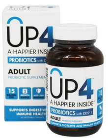 Adult Probiotic 60 VCAP UP4 PROBIOTICS