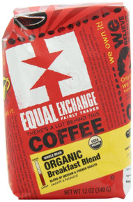 Breakfast Blend 6 of 12 OZ From EQUAL EXCHANGE