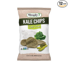 Dill Pickle 12 of 3.5 OZ By SIMPLY 7