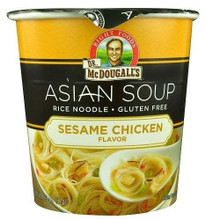 Clear Noodle Hot & Spicy 6 of 1 OZ From DR. MCDOUGALL`S