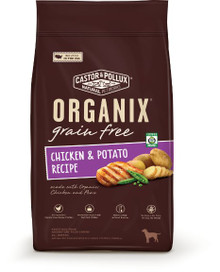 Chicken & Potato Recipe 5 of 4 LB By CASTOR & POLLUX