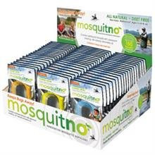 Citronella Wrstbnd(SM/LG) & Ankle Band 54 of .2 OZ By MOSQUITNO