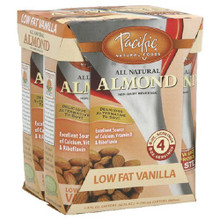 Almond Vanilla, 24 of  8 OZ, Pacific Natural Foods