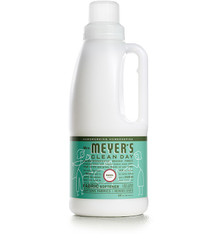 Fabric Softener Honeysuckle 6 of 32 OZ By MRS MEYERS CLEAN DAY