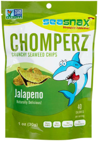 Chomperz Jalapeno 8 of 1 OZ From SEASNAX