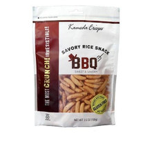 BBQ Sweet & Savory 12 of 3.5 OZ From KAMEDA CRISPS