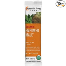 Empower Male 15 of .24 OZ By ESSENTIAL LIVING FOODS
