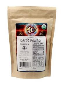Carob Powder   20 LB By EARTH CIRCLE ORGANICS