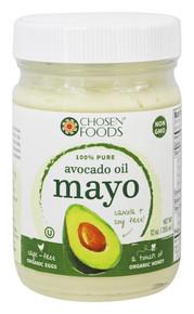 Avocado Oil Mayonnaise 6 of 12 OZ By CHOSEN FOODS