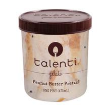 Peanut Butter Pretzel 8 of 16 OZ By TALENTI GELATO E SORBETTO