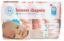 Diapers Giraffes Size N 0 40 CT By THE HONEST CO