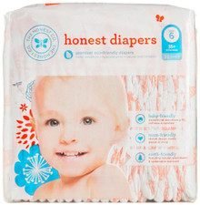 Diapers Giraffes Size 6XXL 22 CT By THE HONEST CO
