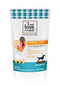 """Bully 6"""" Supaboost Vitality Stix 6 of 2 OZ By I AND LOVE AND YOU"""