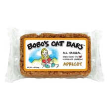 Apricot 12 of 3 OZ From BOBO`S OAT BARS