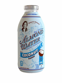Almond Water Coconut 12 of 16 OZ From VICTORIAS KITCHEN