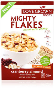 Cranberry Almond 6 of 12 OZ By LOVE GROWN FOODS