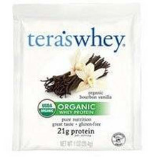 Bourbon Vanilla 12 of 1 OZ TERAS WHEY