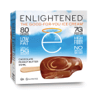 Chocolate Peanut Butter Swirl 8 of 4 of 3.75 OZ By ENLIGHTENED ICE CREAM
