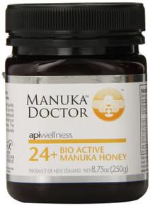 Bio Active 24+ Manuka Honey 6 of 8.75 OZ From MANUKA DOCTOR