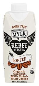 Coffee Coconut Mylk DF 8 of 11 OZ By REBEL KITCHEN