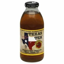 Austins Own Good Flow Hny Grn Tea 12 of 16 OZ By TEXAS TEA