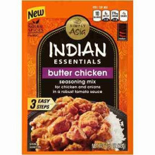Butter Chicken 12 of .9 OZ From SIMPLY ASIA