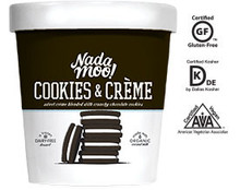 Cookies & Creme 8 of PINT By NADA MOO!