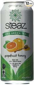 Grapefruit Honey 12 of 16 OZ By STEAZ