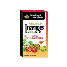 Soothing Strawberry 20 CT By PACIFIC RESOURCES INTL