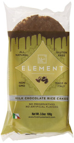 Milk Chocolate 6CT 12 of 3.5 OZ From ELEMENT