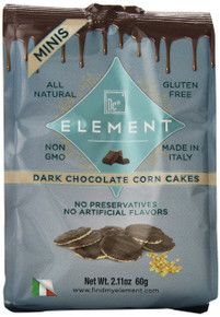 Minis Dark Chocolate 6 of 2.11 OZ From ELEMENT
