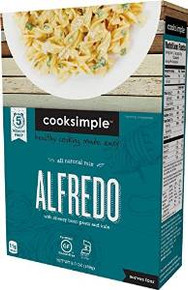Alfredo w/Cheesy Bean Pasta & Kale 6 of 6 OZ By COOKSIMPLE