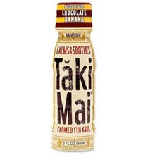 Calms & Soothes Chocolate/Ban 6 of 3 OZ By TAKI MAI