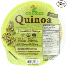 Bowl Quinoa 12 of 4.2 OZ By MINSLEY