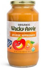 Apricot 6 of 24 OZ By WACKY APPLE