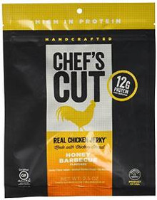 Chicken Honey BBQ 8 of 2.5 OZ By CHEF`S CUT