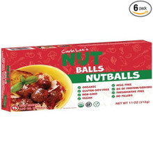 Nut Balls 6 of 11 OZ By CARLA LEE`S