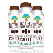 Cold Brew Coffee Maple Water 6 of 10 OZ By HAPPY TREE