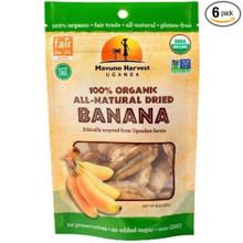 Banana 6 of 2 OZ By MAVUNO HARVEST