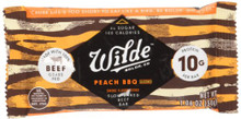 Beef Peach BBQ 15 of 1.06 OZ By WILDE