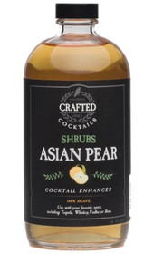 Asian Pear 12 of 16 OZ By CRAFTED COCKTAILS