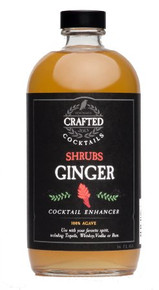 Ginger 12 of 16 OZ By CRAFTED COCKTAILS