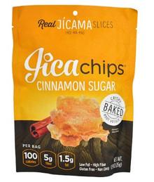 Cinnamon Sugar 8 of .9 OZ By JICA CHIPS