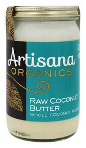 Raw Coconut 6 of 14 OZ By ARTISANA